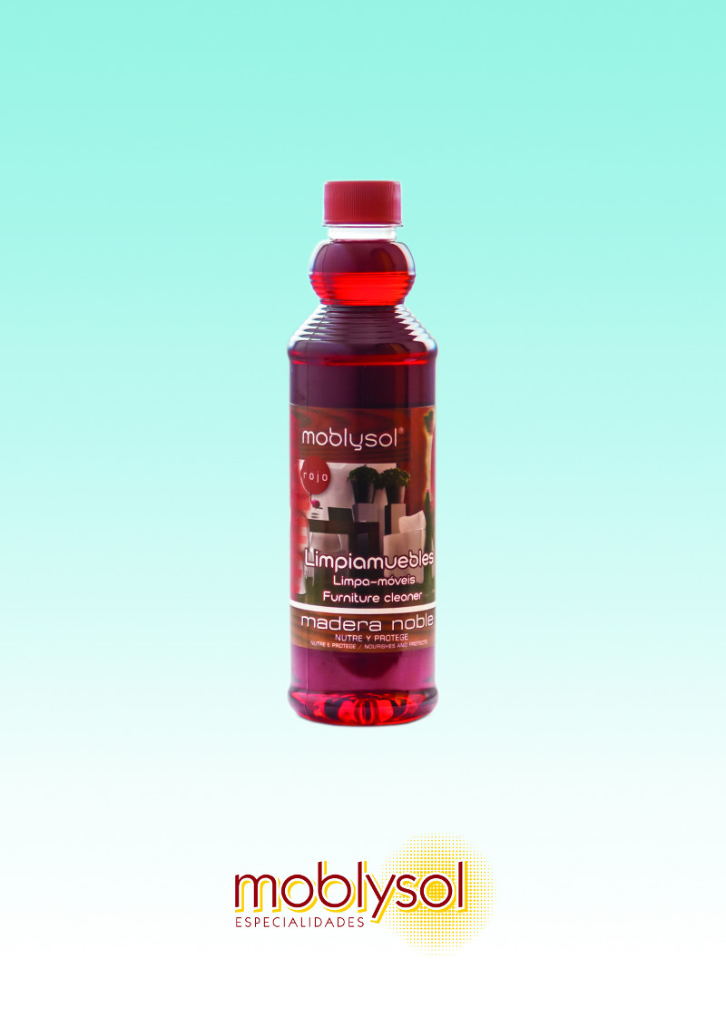 Moblysol Rojo Recambio 1/2 Litro