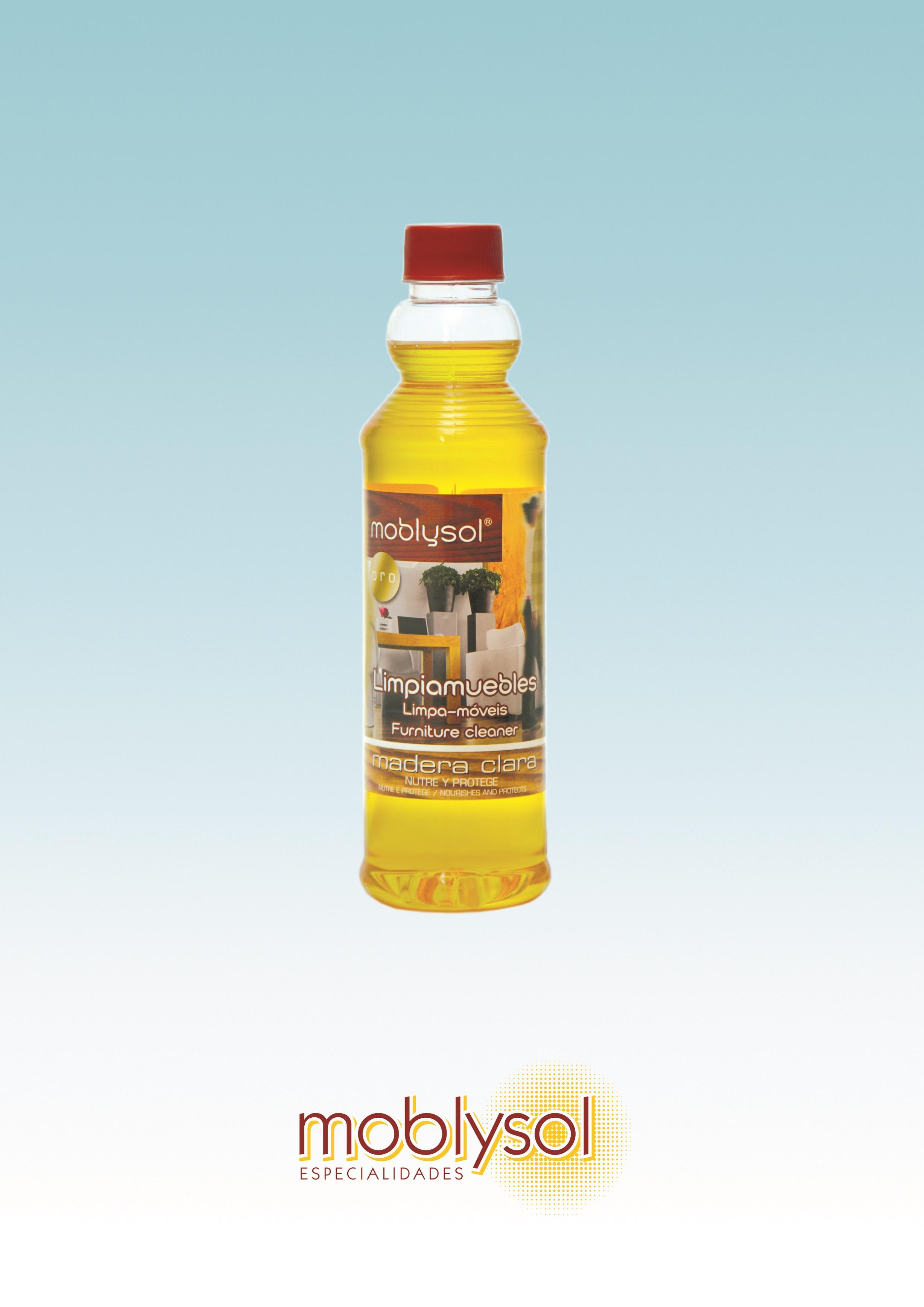 Moblysol Oro Recambio 1/2 Litro