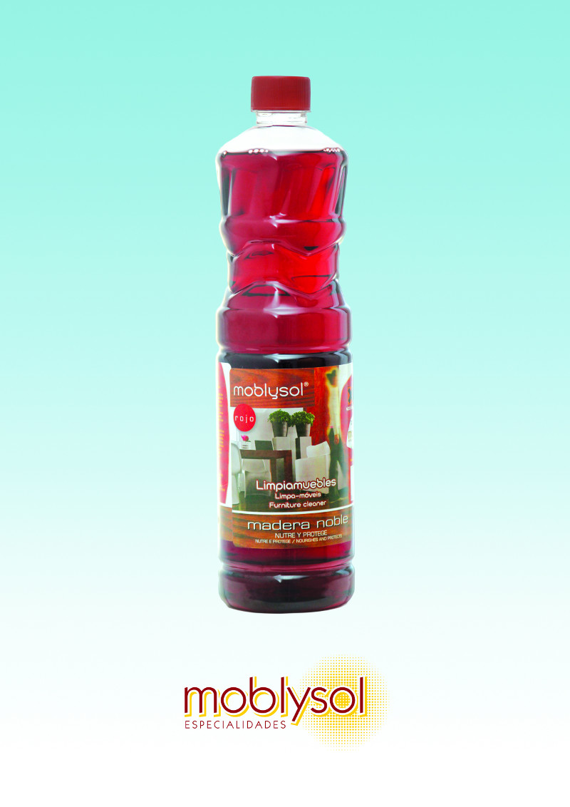Moblysol Rojo Recambio 1 Litro