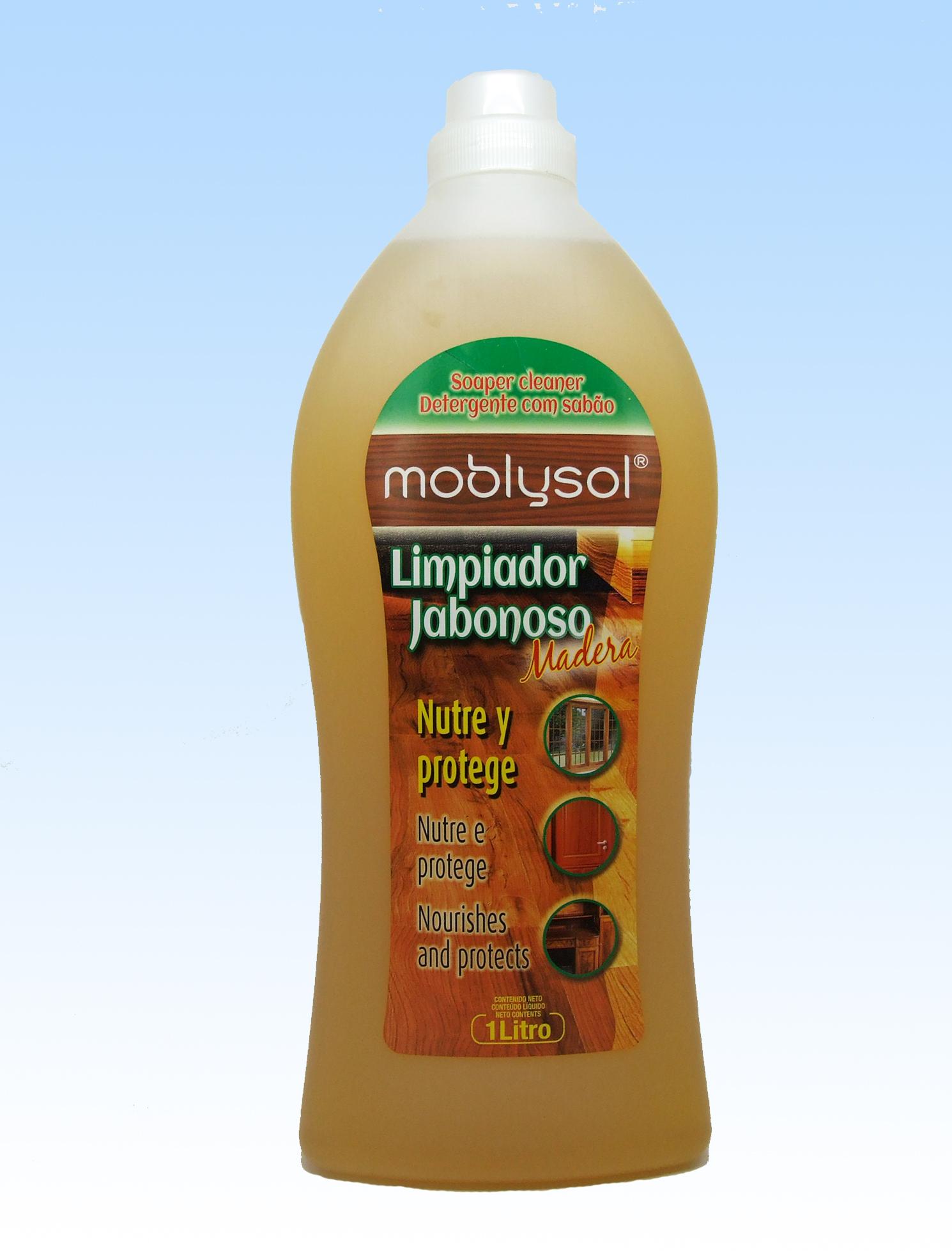 Moblysol jabonoso