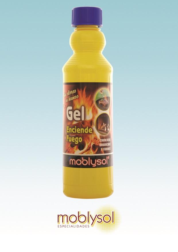 Gel Enciende Fuegos Moblysol